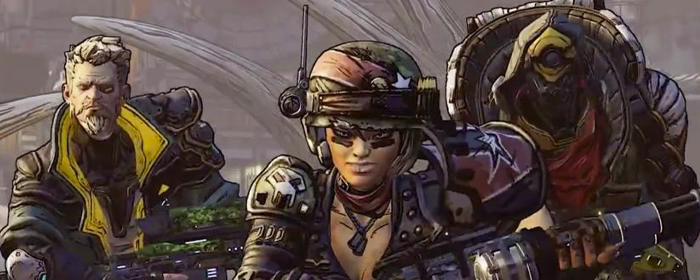 Borderlands 3's Entire Cast